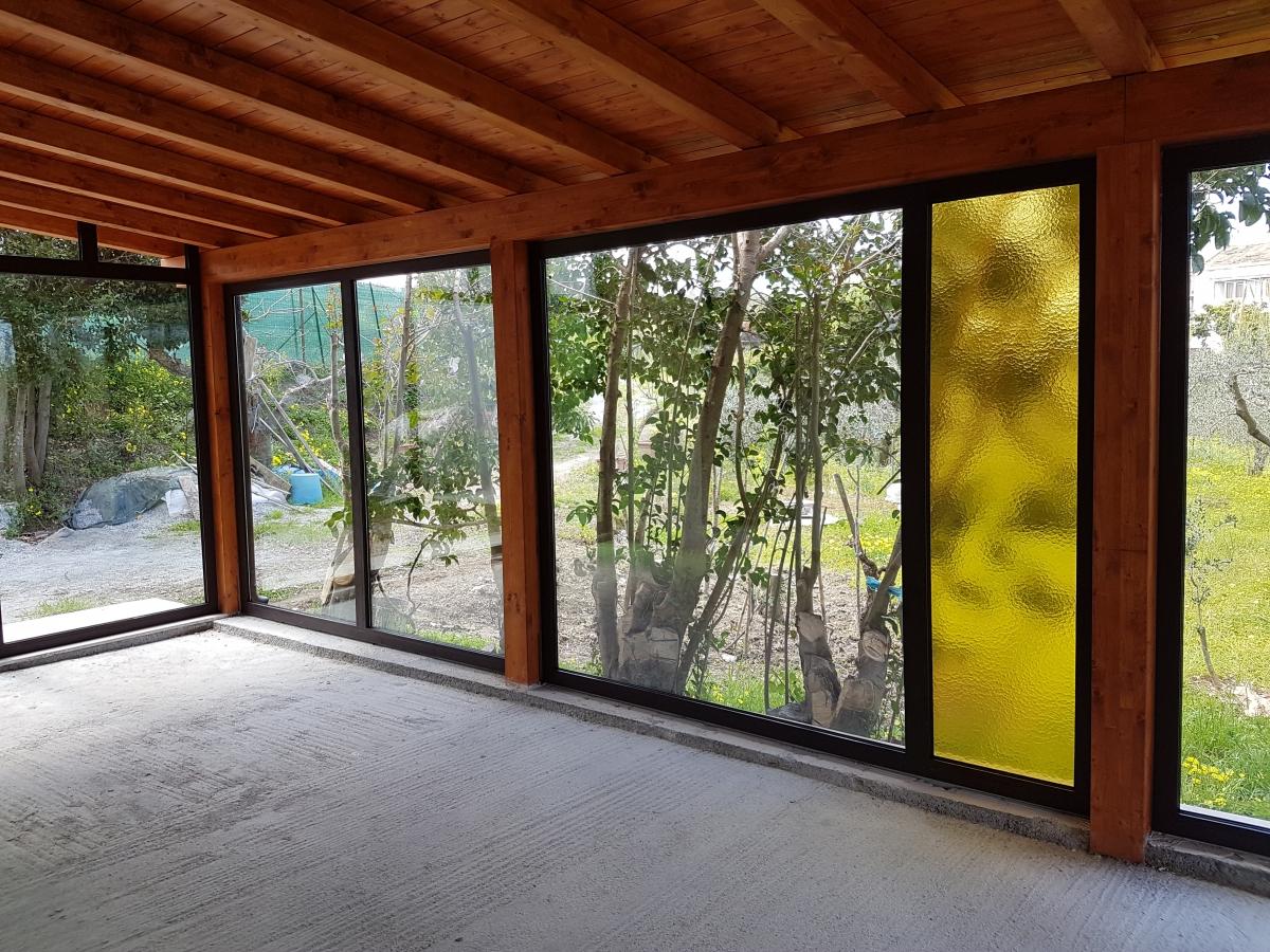 Giardino d'inverno – Serramenti Siragusa
